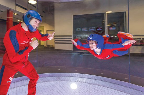 Ontario Indoor Skydiving Experience