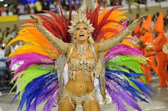 Rio de Janeiro Carnival Winners Parade