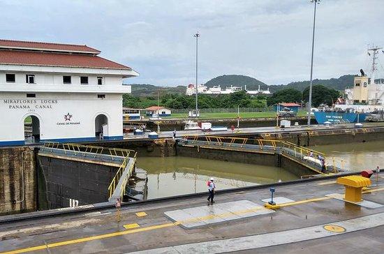 Tour Escala en Panamá: Bytur og Canal...