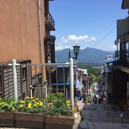 Ikaho Stone Steps Foto