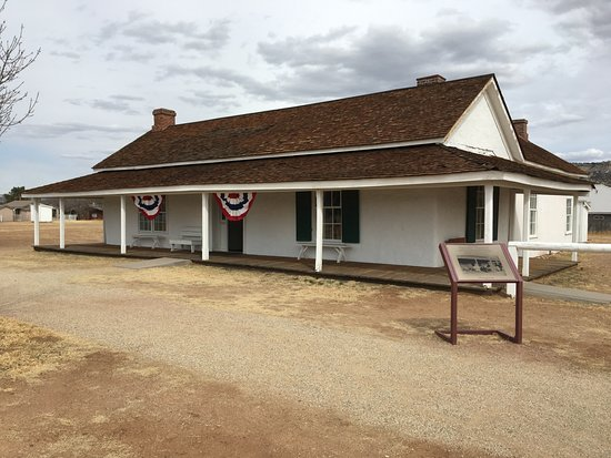 Fort Verde State Historic Park: Bachelor Officers' Quarters