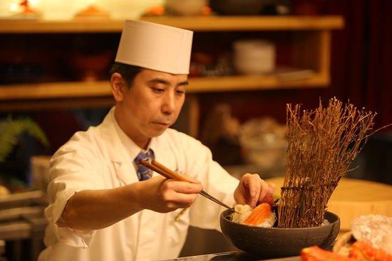 Chiyoda Sushi: Japanese Chef