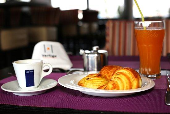 Central Hotel Tana : Petit déjeuner