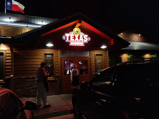 Texas Roadhouse: כניסה