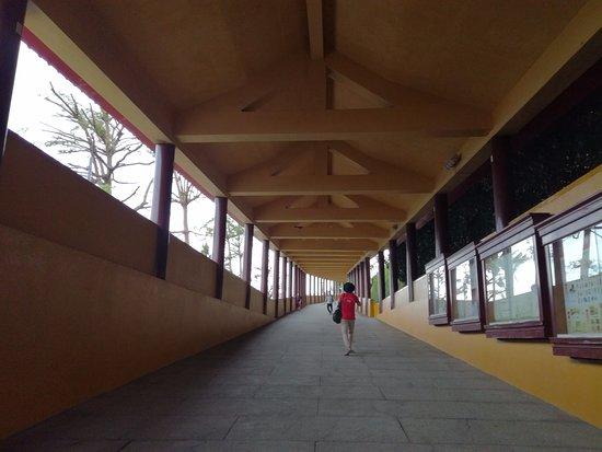 Biara Fo Guang Shan: Entrance
