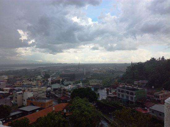 Biara Fo Guang Shan: View