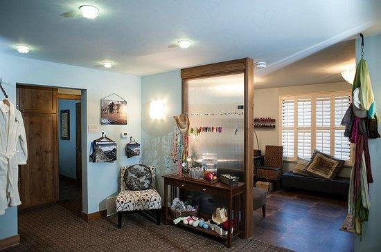 Grouse Mountain Lodge: Spa