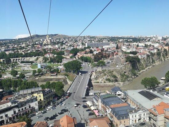 第比利斯高架电车道照片