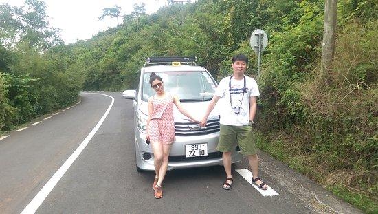 San Taxi: very comfortable car