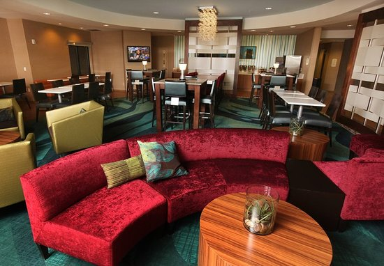 SpringHill Suites by Marriott Sioux Falls: Lobby