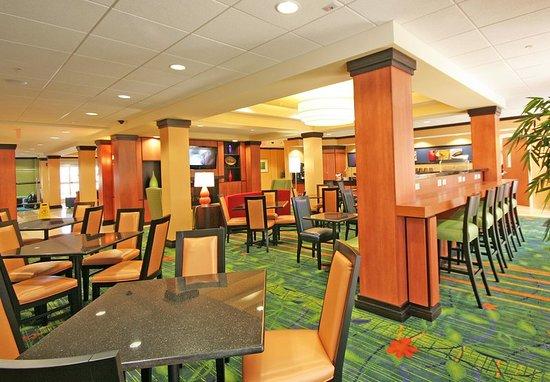 Fairfield Inn Suites Raleigh Durham Airport Brier Creek Restaurant