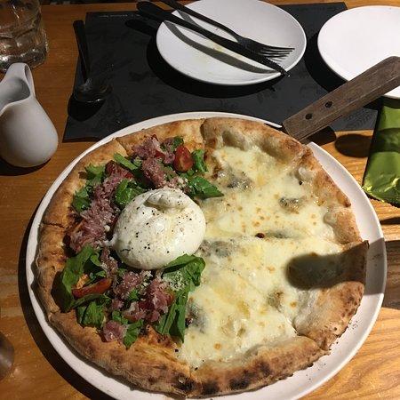 Pizza 4P's Ly Quoc Su Photo