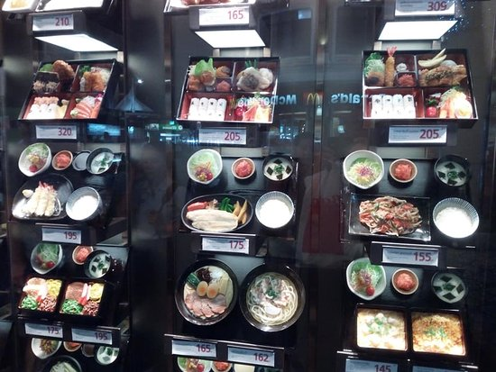 Yayoi - Jungceylon: Some of the food you may order from Yayoi Restrunt patong