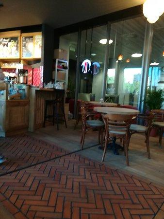 Columbus Coffee Oxygen : matin