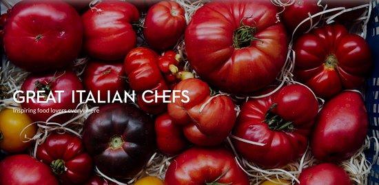 Bar Rosamond: Great Italian Chefs