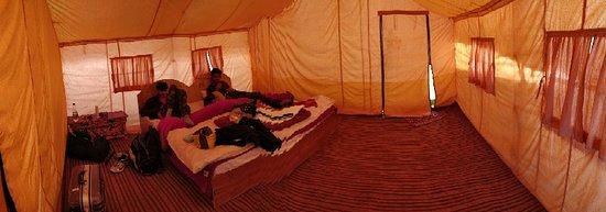 The Ladakh Camp Image
