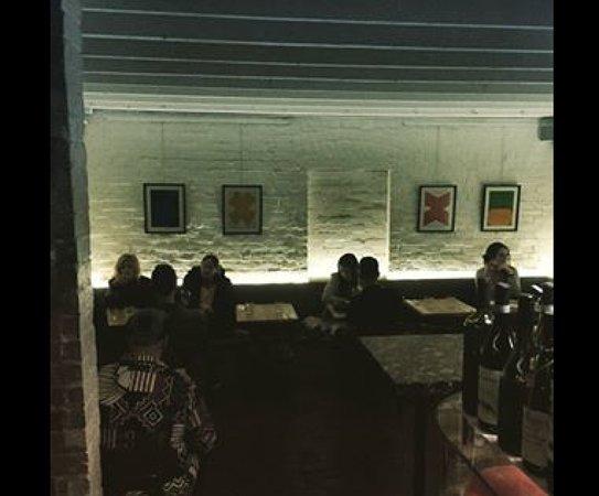 Bar Rosamond: Dining Room