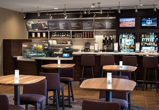 Courtyard by Marriott Milpitas Silicon Valley: Bar/Lounge