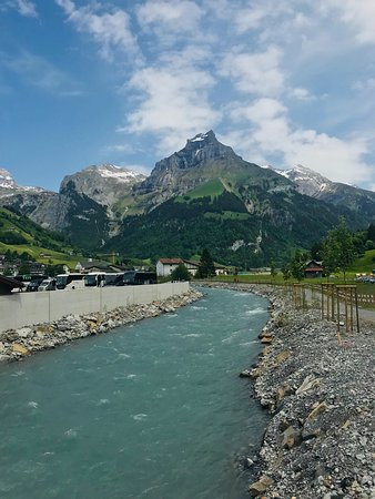 Mount Titlis excursion from Engelberg: On the way to Titlis