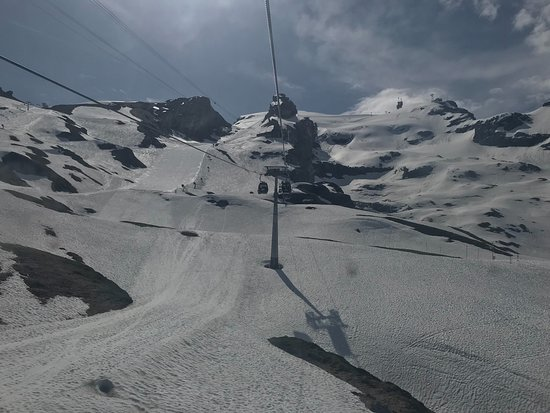 Mount Titlis excursion from Engelberg: Enroute Titlis