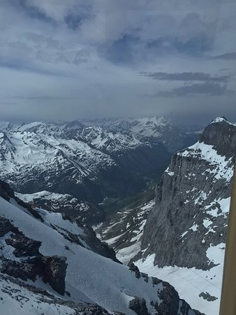 Mount Titlis excursion from Engelberg: View from top