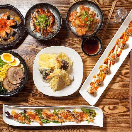 Eat Sushi: This is a nice Japanese restaurant on Folsom Street. The food is very fresh. The service is also