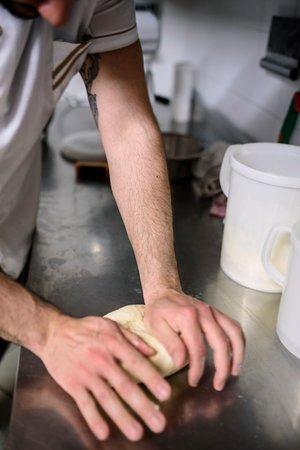 Ristorante Pizzeria del Porto : Impasto madre per pizza