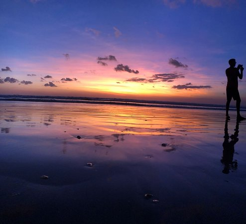 Kuta Beach - Bali ภาพถ่าย