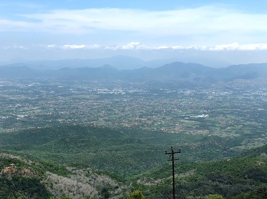 Scenic View  from Retreat Church's Viewpoint