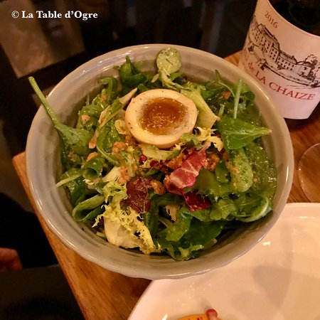 ZAOKA: Salade Tai Pei
