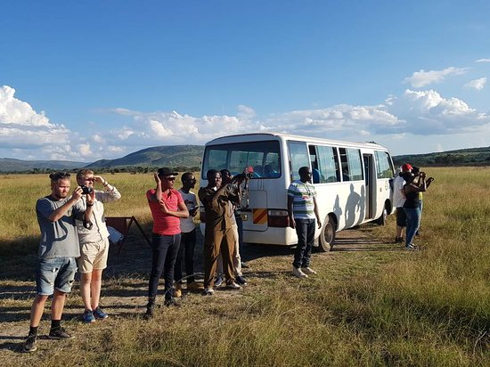 Paradise Safaris Africa: Game viewing in Akagera National Park