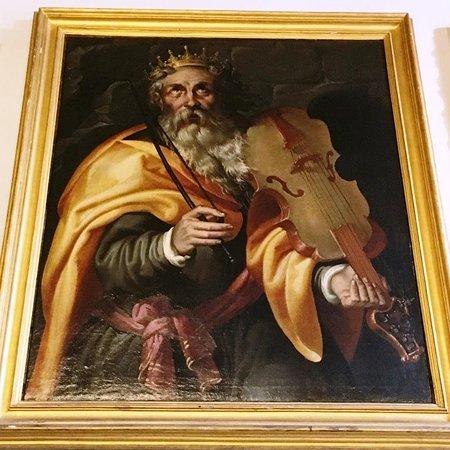 Galleria Spada: Re Davide 1570 Passerotti