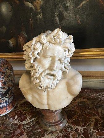 Galleria Spada: Testa di Laocoonte Bernini