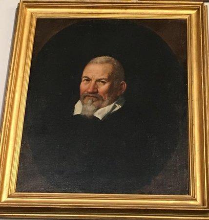 Galleria Spada: Ritratto di Paolo Spada 1645, Domenichino