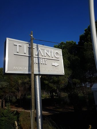 Titanic Deluxe Golf Belek: Titanic Deluxe Golf