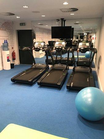 Radisson RED Hotel, Glasgow: Fitness Suite
