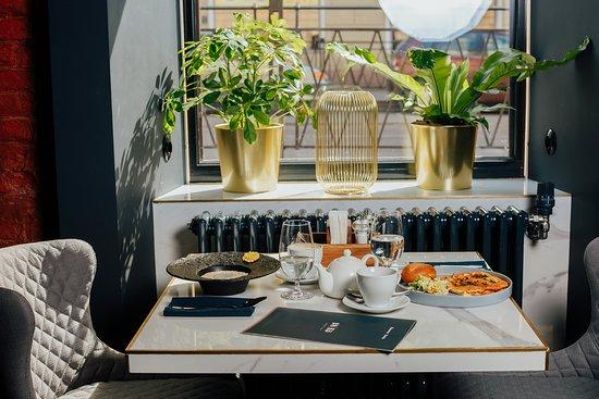 """Grand Cafe 18/53 : """"Континентальный завтрак"""""""