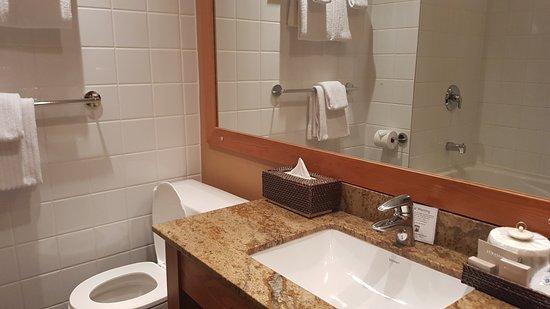 deer lodge bathroom