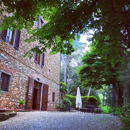Relais Fattoria Valle in Panzano ภาพถ่าย