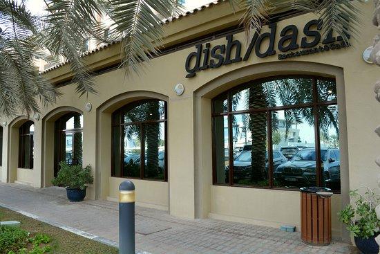 Dish Dash:  Exterior