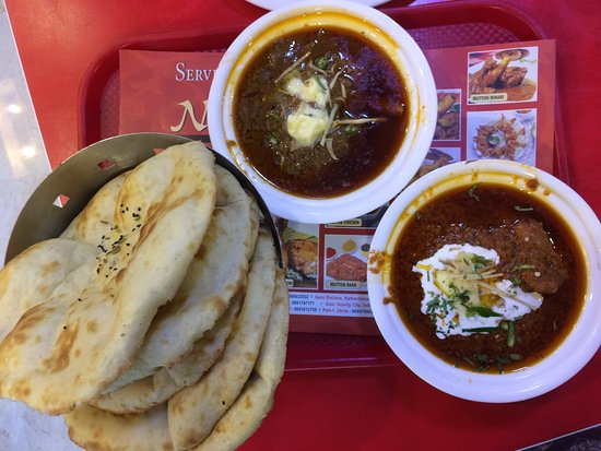 Nazeer Foods: Mutton Nihari with Khamiri Roti