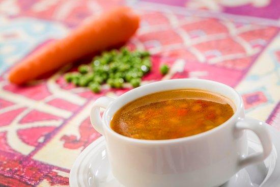 Dish Dash: Soup