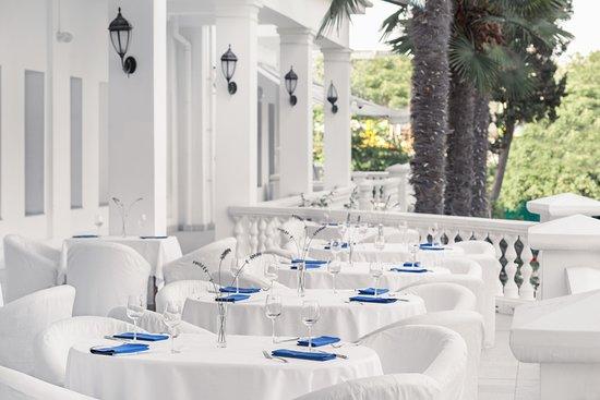 The Grilled: Ресторан La Veranda
