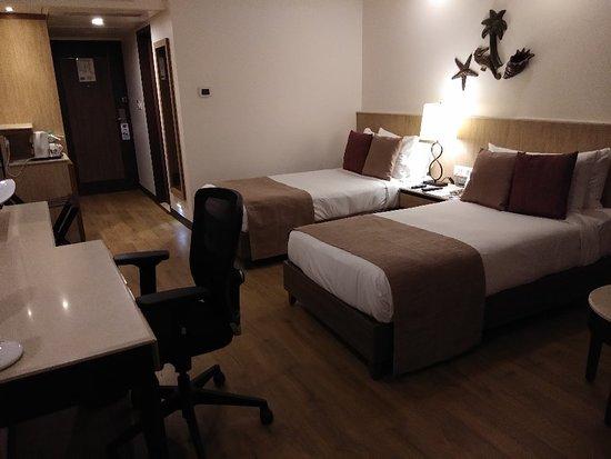果阿度假胜地假日酒店照片