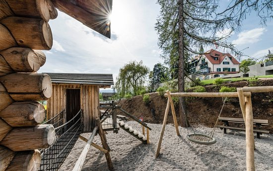 Parkhotel Holzner: Playgrounds
