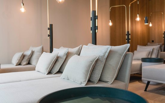 Parkhotel Holzner: Liberty Spa: relaxation room