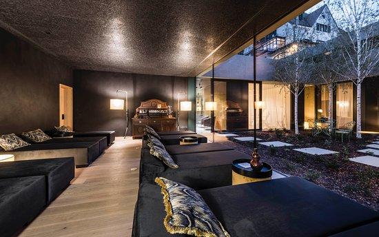 Parkhotel Holzner: Liberty Spa: Hamam relaxation room