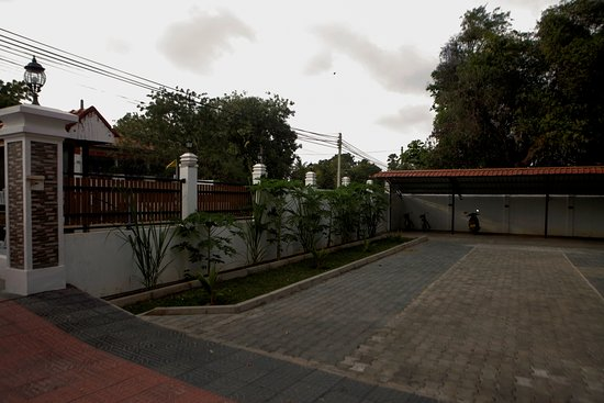 Jaffna Heritage Bungalow: FIRE POINT