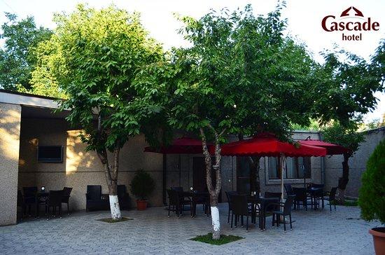 Cascade Hotel: Lobby