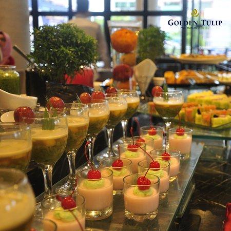 Branche Restaurant, Bar & Lounge : Buffet Ramadhan 2018 -Pudding